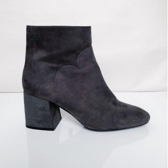Zara Gray Boots